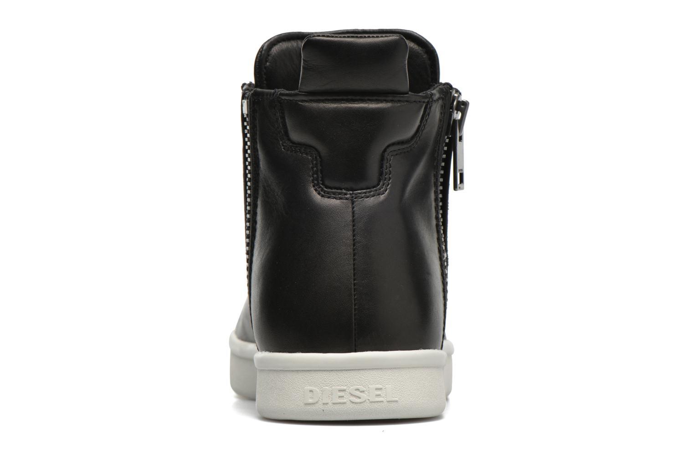 Baskets Diesel S-Nentish Noir vue droite