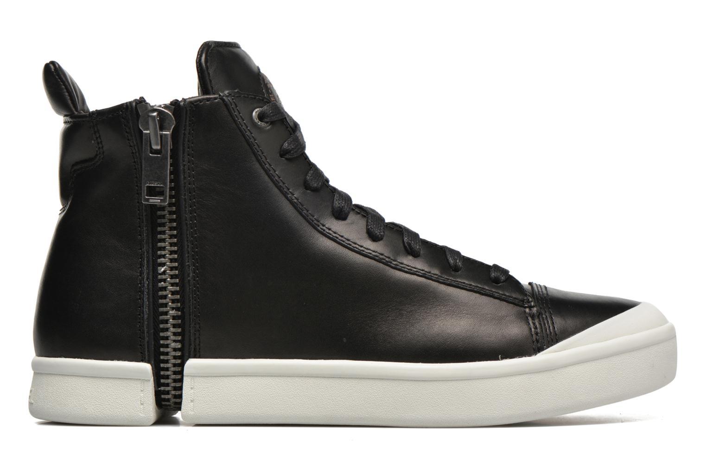 Sneaker Diesel S-Nentish schwarz ansicht von hinten