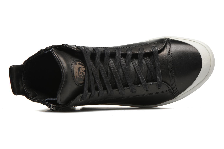 Sneaker Diesel S-Nentish schwarz ansicht von links