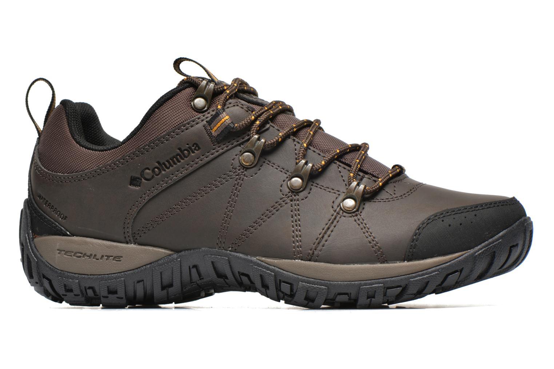Chaussures de sport Columbia Peakfreak Venture Waterproof Marron vue derrière