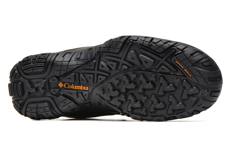 Chaussures de sport Columbia Peakfreak Venture Waterproof Marron vue haut