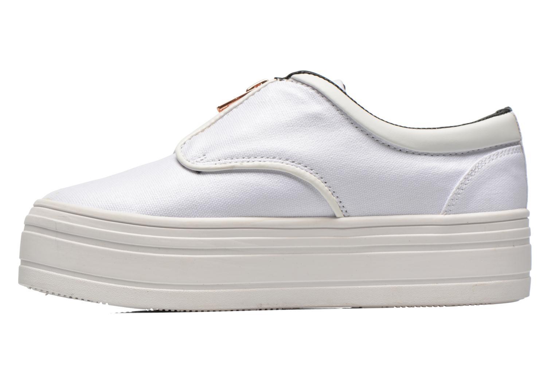 Sneaker Eleven paris Posh weiß ansicht von vorne