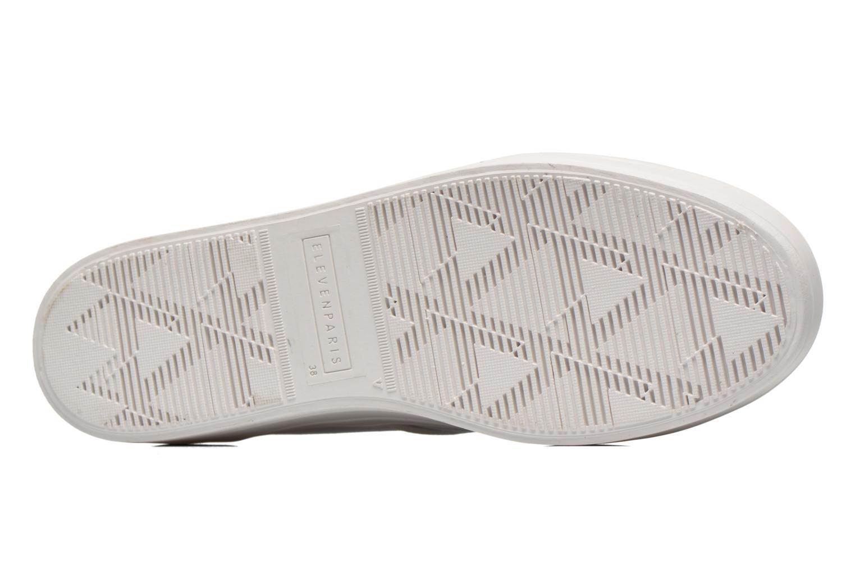Sneaker Eleven paris Posh weiß ansicht von oben
