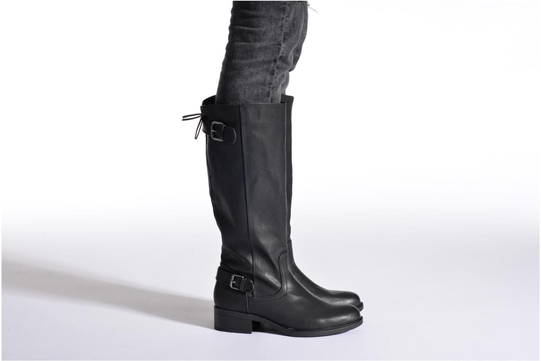 Bottes I Love Shoes Superbiol Noir vue bas / vue portée sac