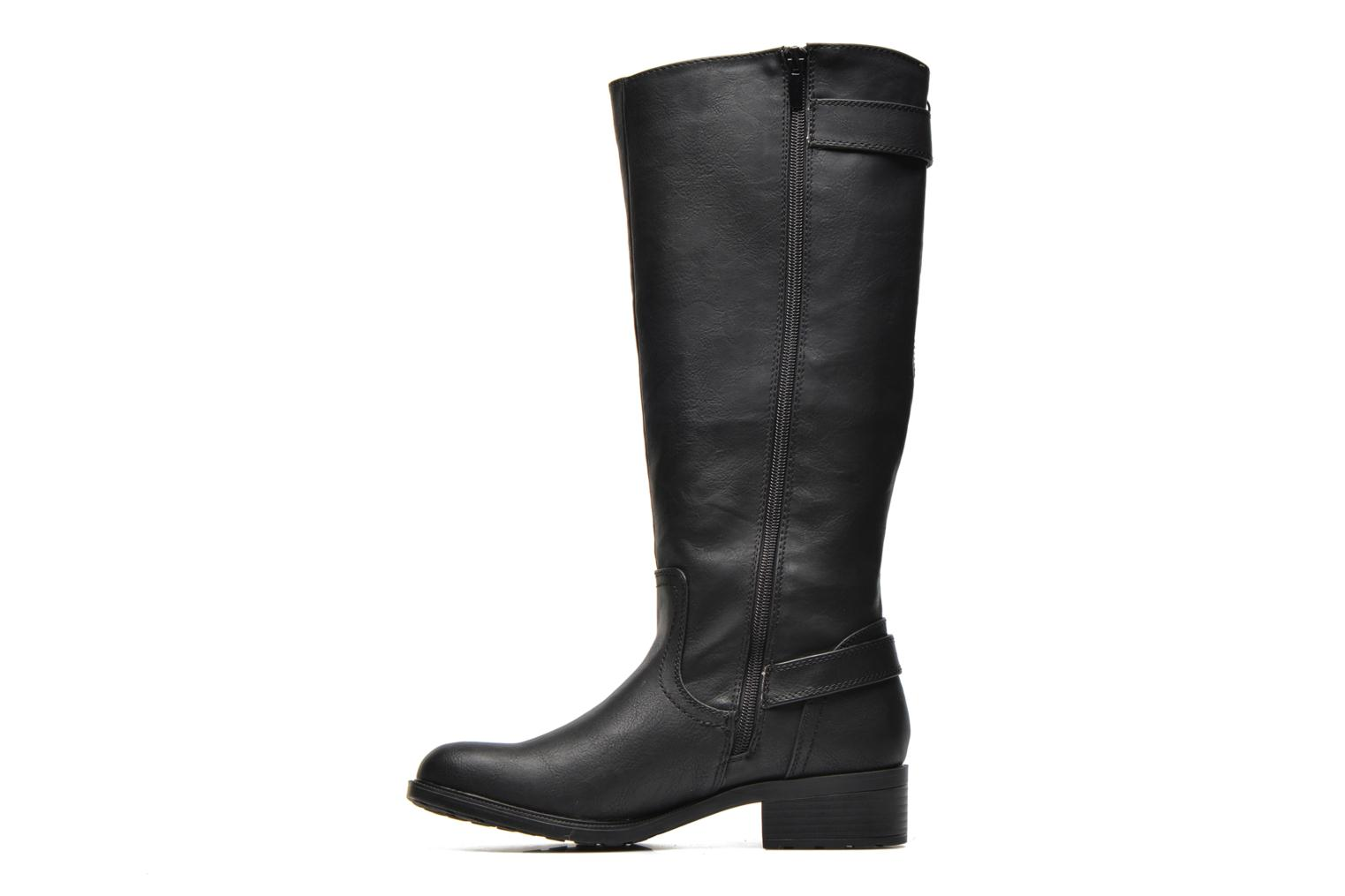 Bottes I Love Shoes Superbiol Noir vue face