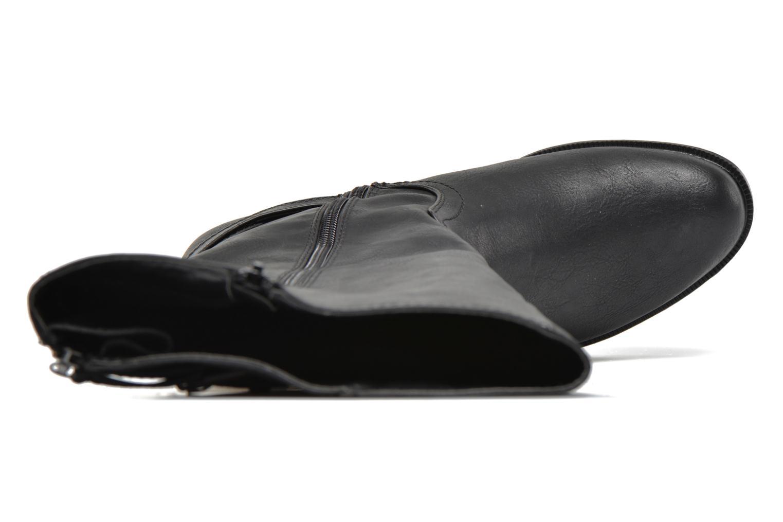 Bottes I Love Shoes Superbiol Noir vue gauche