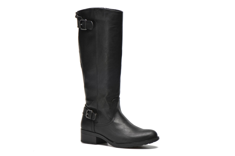 Bottes I Love Shoes Superbiol Noir vue détail/paire