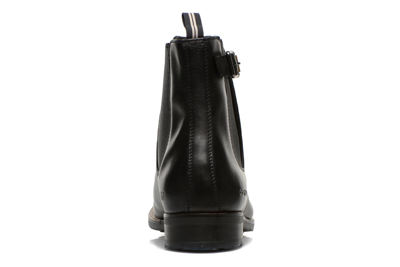 Boots en enkellaarsjes G-Star Manor Cavalry Ankle Zwart rechts