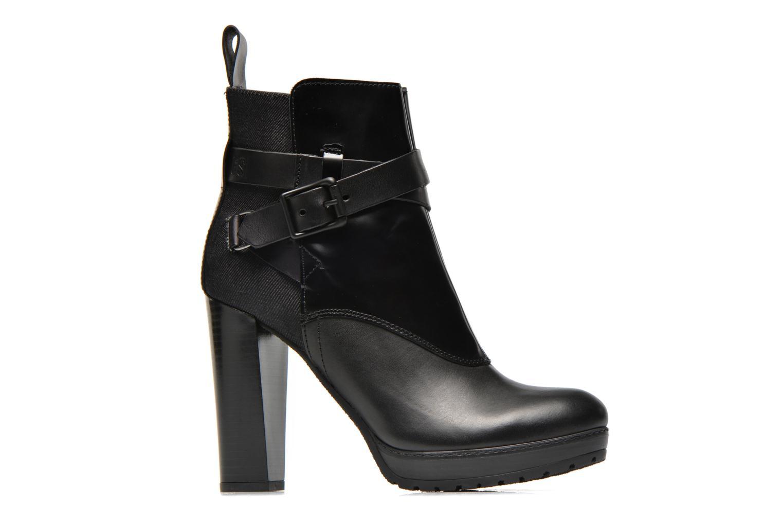 Bottines et boots G-Star Shona Cheval Strap Shine Noir vue derrière