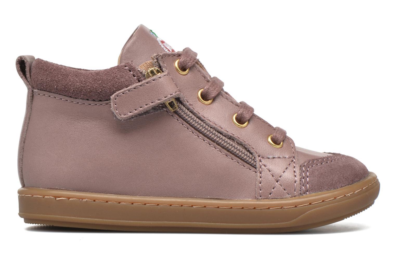 Stiefeletten & Boots Shoo Pom Bouba Bi Zip Lipiz rosa ansicht von hinten