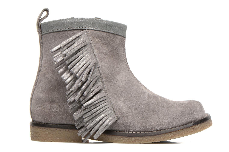 Boots en enkellaarsjes Shoo Pom Hike Boots Fringe Grijs achterkant
