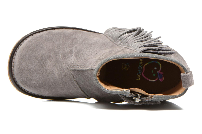 Stiefeletten & Boots Shoo Pom Hike Boots Fringe grau ansicht von links