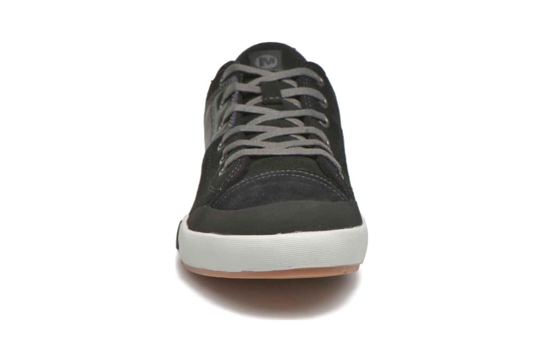 Baskets Merrell Rant Dash Noir vue portées chaussures