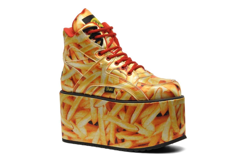 Sneakers Buffalo Canvas Giallo vedi dettaglio/paio