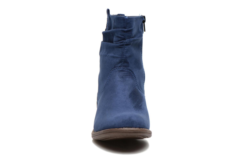 Bottines et boots I Love Shoes Thoni Bleu vue portées chaussures