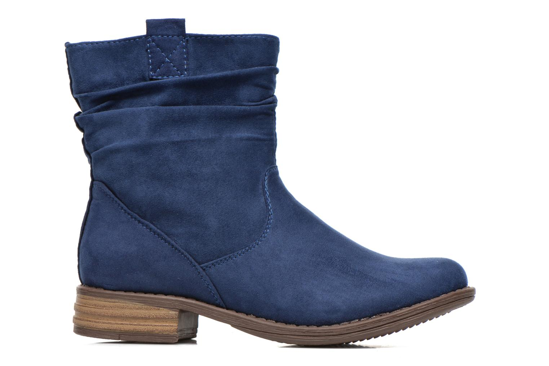 Bottines et boots I Love Shoes Thoni Bleu vue derrière