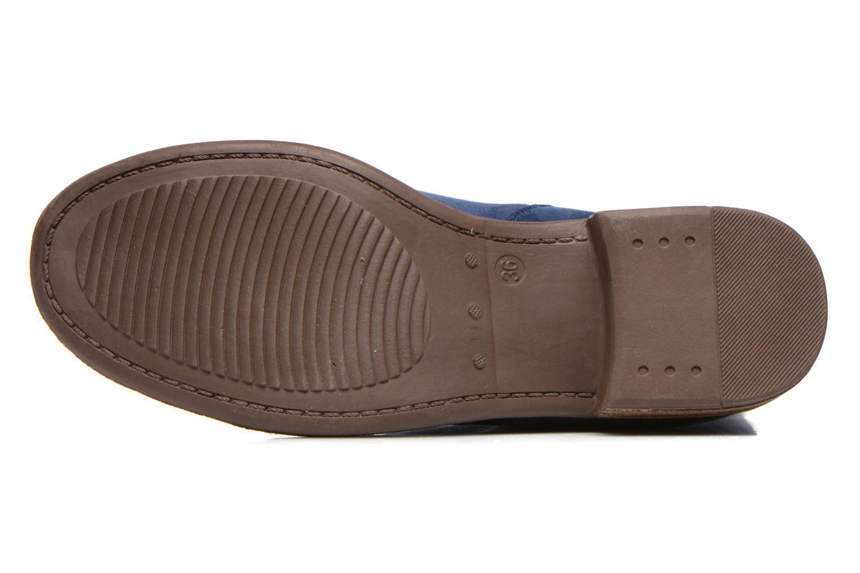 Boots en enkellaarsjes I Love Shoes Thoni Blauw boven