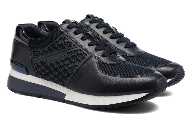 Sneakers Michael Michael Kors Allie Trainer Azzurro immagine 3/4
