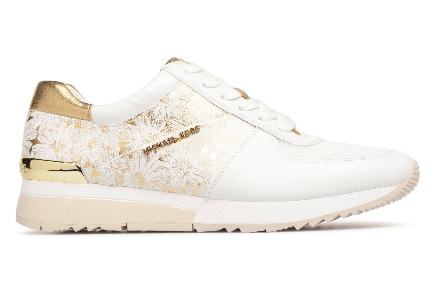 Trainers Michael Michael Kors Allie Trainer White back view