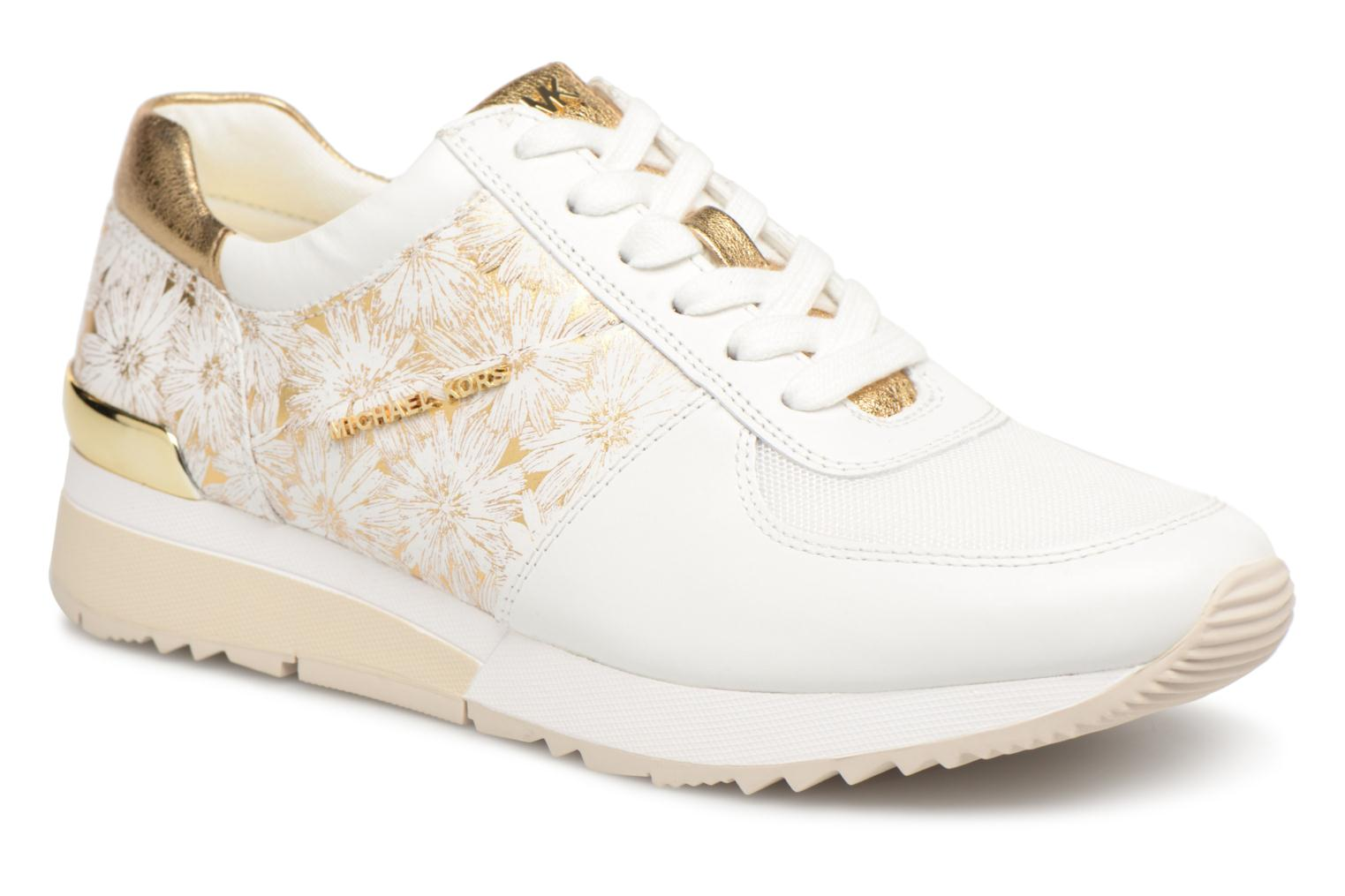 Trainers Michael Michael Kors Allie Trainer White detailed view/ Pair view