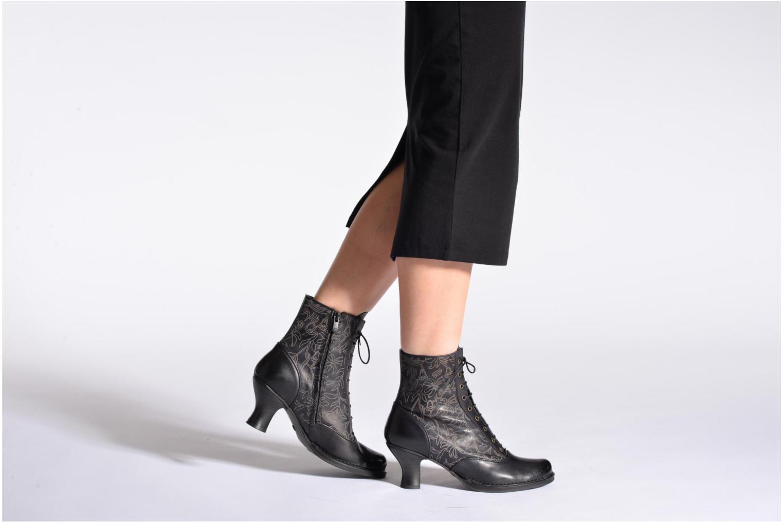 Bottines et boots Neosens Rococo S846 Noir vue bas / vue portée sac