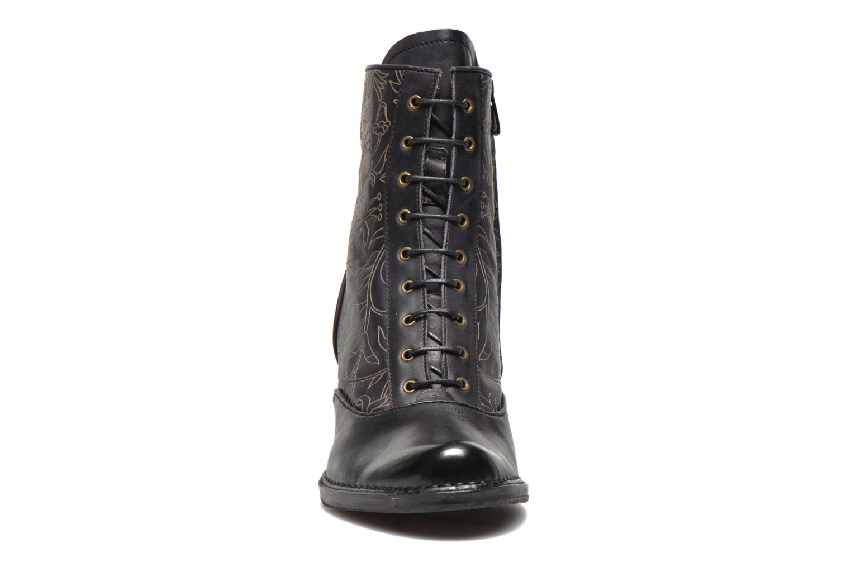 Bottines et boots Neosens Rococo S846 Noir vue portées chaussures