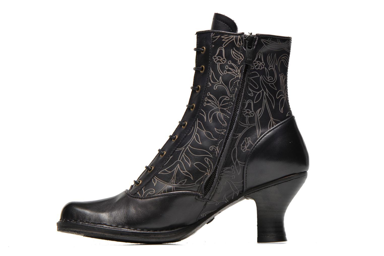 Boots en enkellaarsjes Neosens Rococo S846 Zwart voorkant