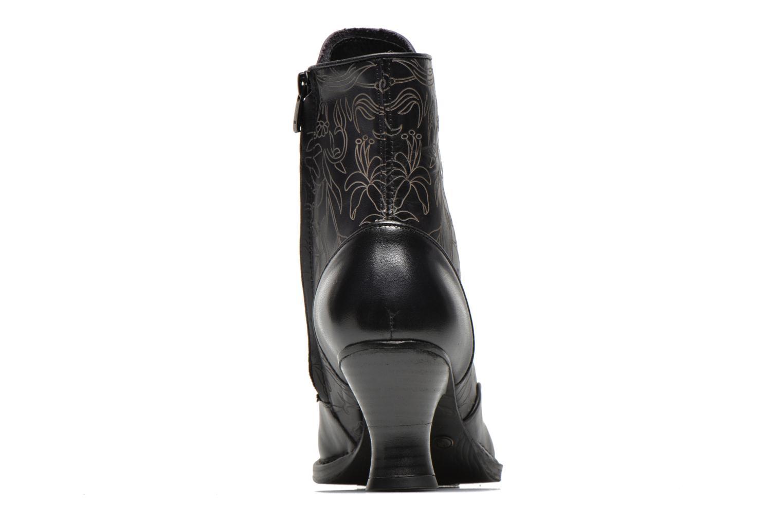 Bottines et boots Neosens Rococo S846 Noir vue droite