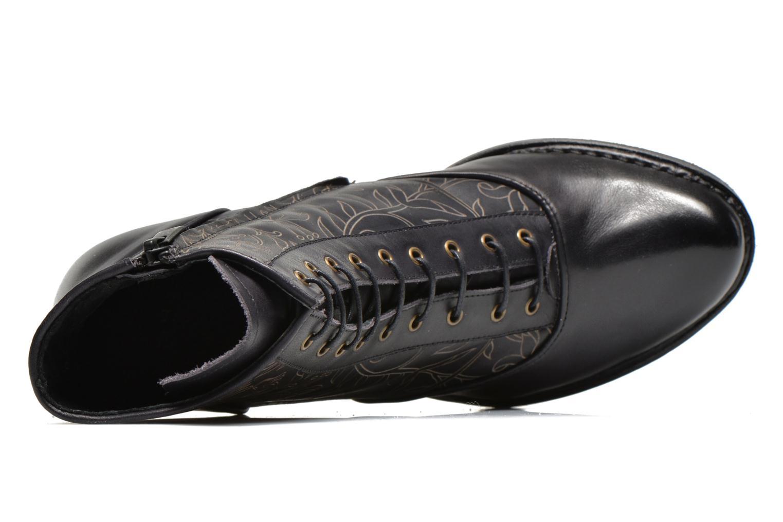 Boots en enkellaarsjes Neosens Rococo S846 Zwart links