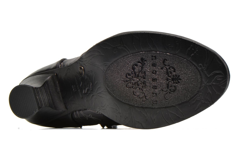 Boots en enkellaarsjes Neosens Rococo S846 Zwart boven