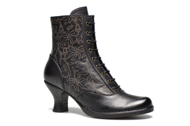 Boots en enkellaarsjes Neosens Rococo S846 Zwart detail