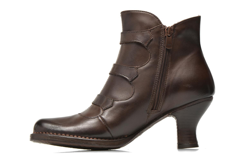 Boots en enkellaarsjes Neosens Rococo S903 Bruin voorkant