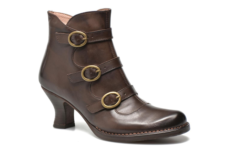 Boots en enkellaarsjes Neosens Rococo S903 Bruin detail