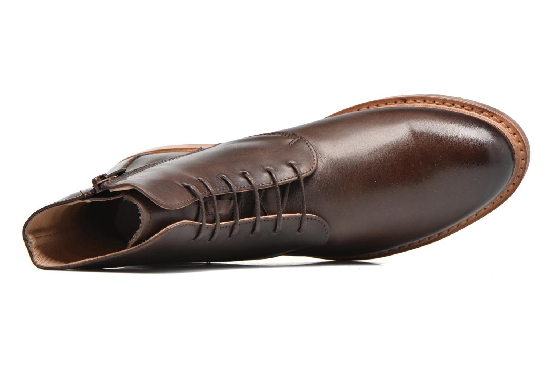 Bottines et boots Neosens Hondarribi S896 Marron vue gauche