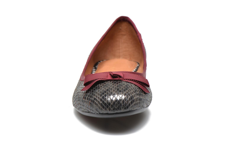 Ballerines Mellow Yellow Tadao Gris vue portées chaussures