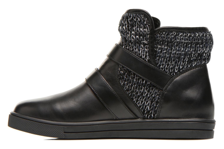 Boots en enkellaarsjes Mellow Yellow TamTam Zwart voorkant