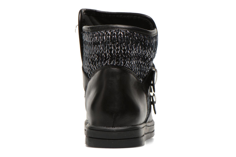 Bottines et boots Mellow Yellow TamTam Noir vue droite