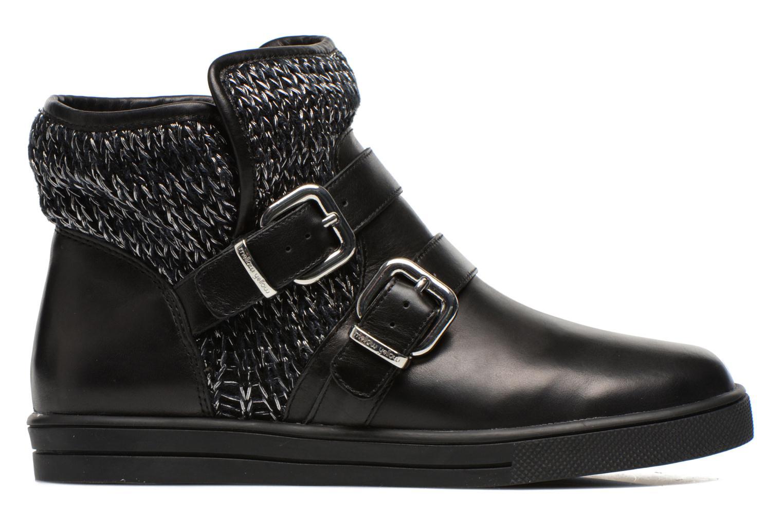 Boots en enkellaarsjes Mellow Yellow TamTam Zwart achterkant