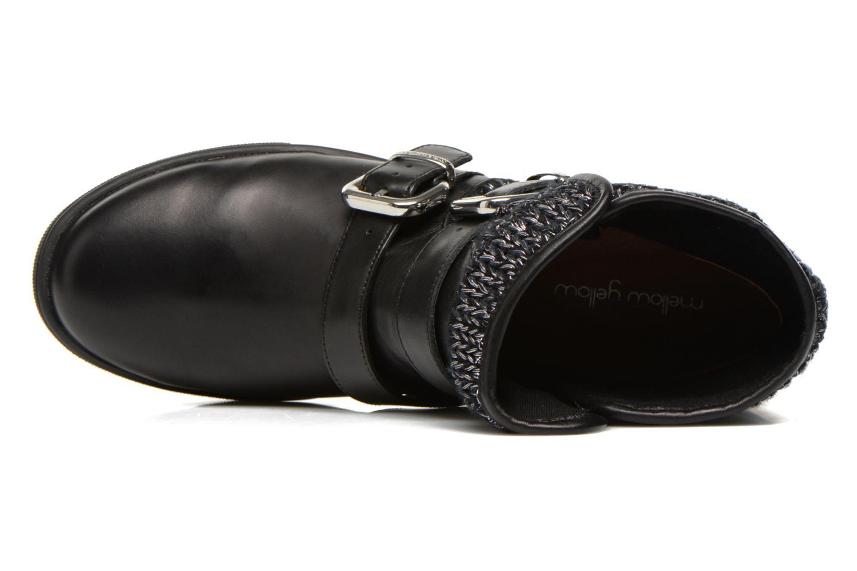 Stiefeletten & Boots Mellow Yellow TamTam schwarz ansicht von links