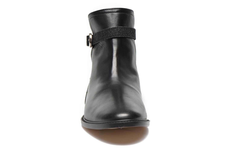 Bottines et boots Mellow Yellow Truman Noir vue portées chaussures
