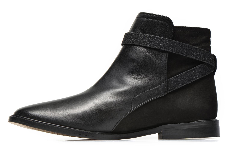 Stiefeletten & Boots Mellow Yellow Truman schwarz ansicht von vorne
