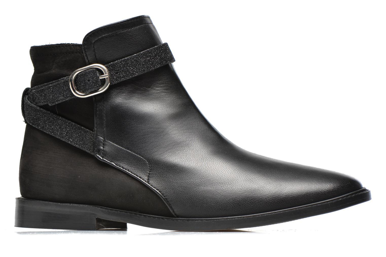 Bottines et boots Mellow Yellow Truman Noir vue derrière