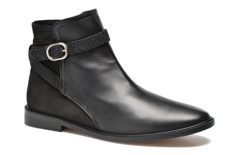 Bottines et boots Mellow Yellow Truman Noir vue détail/paire