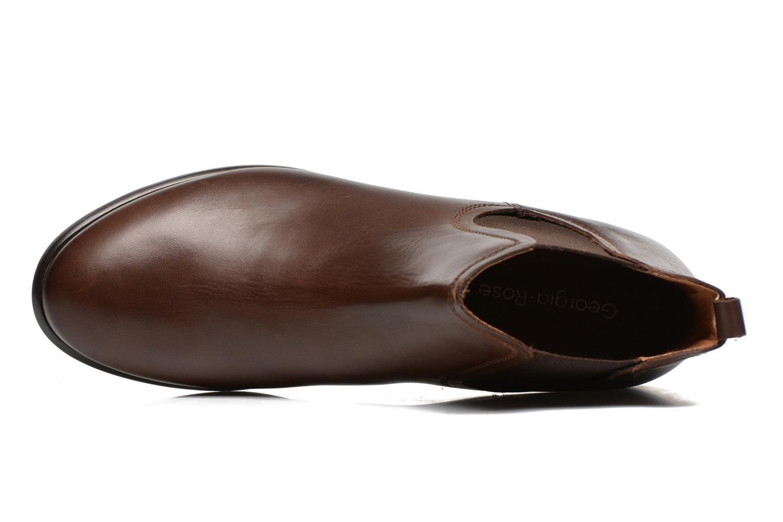 Stiefeletten & Boots Georgia Rose Anillou braun ansicht von links