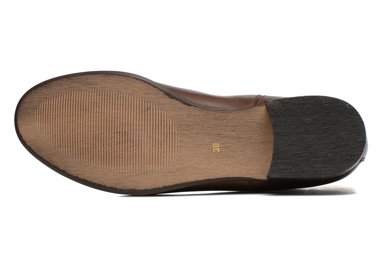 Stiefeletten & Boots Georgia Rose Anillou braun ansicht von oben