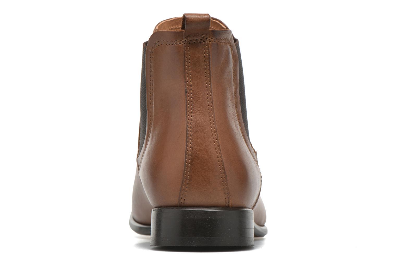Bottines et boots Georgia Rose Anillou Marron vue droite