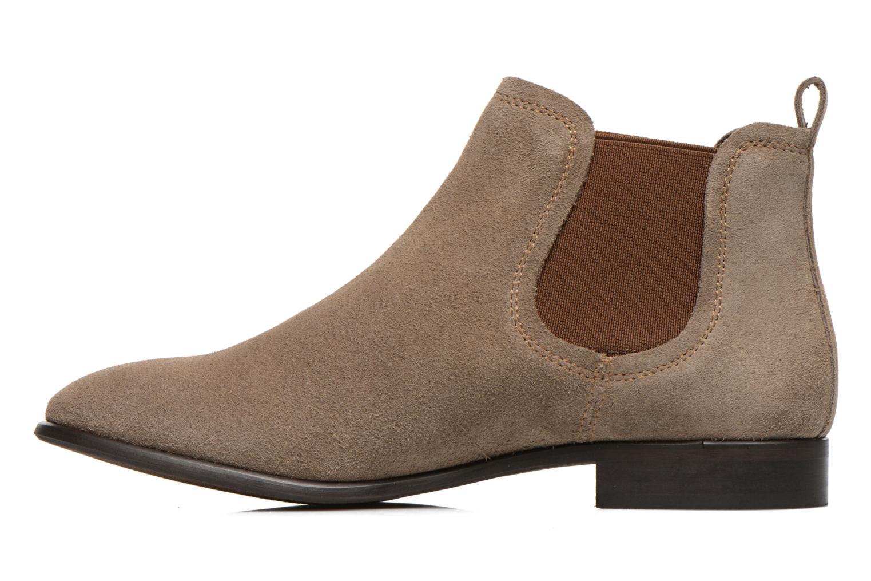 Bottines et boots Georgia Rose Anilla Beige vue face