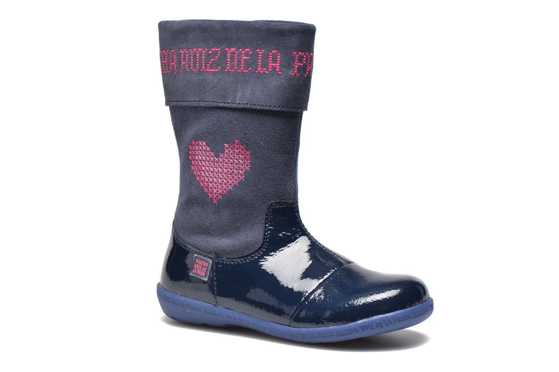 Bottes Agatha Ruiz de la Prada Cazoleta Infantil 2 Bleu vue détail/paire