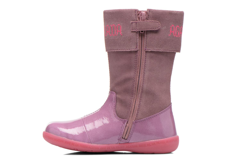 Boots & wellies Agatha Ruiz de la Prada Cazoleta Infantil 2 Pink front view