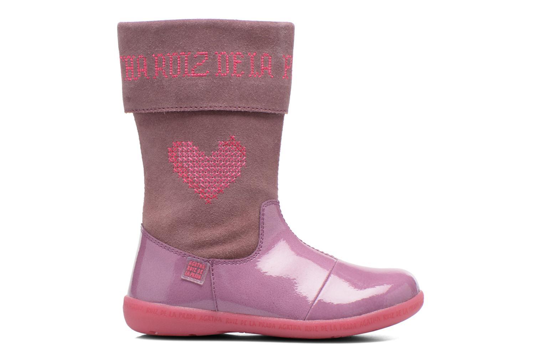 Boots & wellies Agatha Ruiz de la Prada Cazoleta Infantil 2 Pink back view
